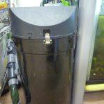 熱帯魚水槽のろ過機について